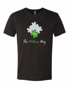 The Wellness Way Logo Tee