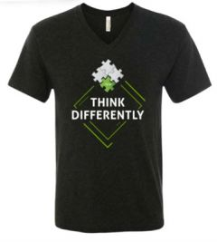 The Wellness Way Think Differently Tee